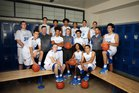 Lovington Wildcats Boys Varsity Basketball Winter 16-17 team photo.