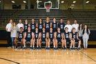 Flower Mound Jaguars Boys Varsity Basketball Winter 16-17 team photo.