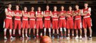 Sandia Matadors Boys Varsity Basketball Winter 16-17 team photo.