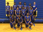 Clemente Wildcats Boys Varsity Basketball Winter 16-17 team photo.