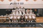 Benjamin Buccaneers Boys Varsity Basketball Winter 16-17 team photo.