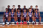 Lafayette Christian Academy Knights Boys Varsity Basketball Winter 16-17 team photo.