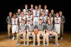 Faith Christian Warriors Boys Varsity Basketball Winter 16-17 team photo.