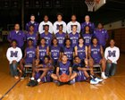 Muncie Central Bearcats Boys Varsity Basketball Winter 16-17 team photo.
