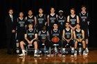 Cornerstone Christian Academy  Boys Varsity Basketball Winter 16-17 team photo.