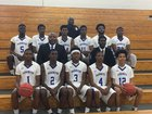 Washington Bulldogs Boys Varsity Basketball Winter 16-17 team photo.