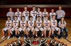 Aztec Tigers Boys Varsity Basketball Winter 16-17 team photo.