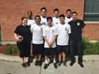 James Lick Comets Boys Varsity Volleyball Spring 15-16 team photo.