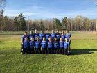 Bismarck Lions Girls Varsity Softball Spring 17-18 team photo.