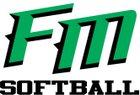 Fort Myers Green Wave Girls Varsity Softball Spring 17-18 team photo.