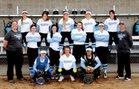 Central Valley Bears Girls Varsity Softball Spring 17-18 team photo.