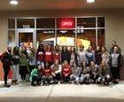 Ooltewah Owls Girls Varsity Softball Spring 17-18 team photo.