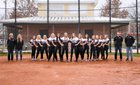 Cullman Bearcats Girls Varsity Softball Spring 17-18 team photo.