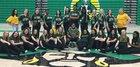 Park Center Pirates Girls Varsity Softball Spring 17-18 team photo.