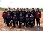 Kofa Kings Girls Varsity Softball Spring 17-18 team photo.