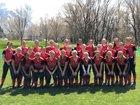 Springville Red Devils Girls Varsity Softball Spring 17-18 team photo.