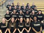 Trumann Wildcats Girls Varsity Softball Spring 17-18 team photo.