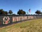 Murrieta Valley Nighthawks Girls Varsity Softball Spring 17-18 team photo.