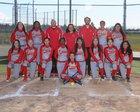 Mount Tahoma T-Birds Girls Varsity Softball Spring 17-18 team photo.