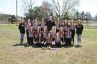 Calico Rock Pirates Girls Varsity Softball Spring 17-18 team photo.