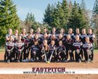 Montesano Bulldogs Girls Varsity Softball Spring 17-18 team photo.