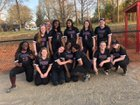 Piedmont Classical Bobcats Girls Varsity Softball Spring 17-18 team photo.