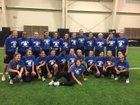 Byron Nelson Bobcat Girls Varsity Softball Spring 17-18 team photo.