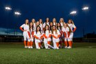 Artesia Bulldogs Girls Varsity Softball Spring 17-18 team photo.