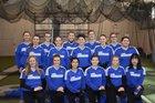 Rector Cougars Girls Varsity Softball Spring 17-18 team photo.