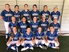 Clay Blue Devils Girls Varsity Softball Spring 17-18 team photo.