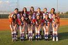 Hardee Wildcats Girls Varsity Softball Spring 17-18 team photo.