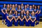Valley View Blazers Girls Varsity Softball Spring 17-18 team photo.