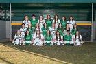 Lake Dallas Falcons Girls Varsity Softball Spring 17-18 team photo.