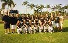 Western Wildcats Girls Varsity Softball Spring 17-18 team photo.