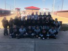 Germantown Mavericks Girls Varsity Softball Spring 17-18 team photo.