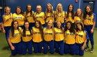 Lakeside Rams Girls Varsity Softball Spring 17-18 team photo.