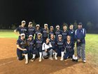 Steele Canyon Cougars Girls Varsity Softball Spring 17-18 team photo.