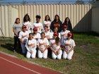 Fairfax Lions Girls Varsity Softball Spring 17-18 team photo.