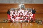 Brookland Bearcats Girls Varsity Softball Spring 17-18 team photo.