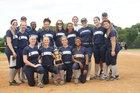 St. Margaret's Scottie  Girls Varsity Softball Spring 17-18 team photo.