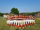 Tabb Tigers Girls Varsity Softball Spring 17-18 team photo.