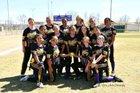 Tucumcari Rattlers Girls Varsity Softball Spring 17-18 team photo.