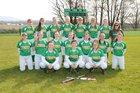Lynden Lions Girls Varsity Softball Spring 17-18 team photo.