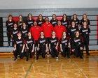 Raymond Seagulls Girls Varsity Softball Spring 17-18 team photo.