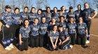 Sylvan Hills Bears Girls Varsity Softball Spring 17-18 team photo.