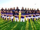 Chavez Eagles Girls Varsity Softball Spring 17-18 team photo.