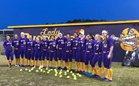 Jack Britt Buccaneers Girls Varsity Softball Spring 17-18 team photo.