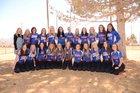 Richfield Wildcats Girls Varsity Softball Spring 17-18 team photo.
