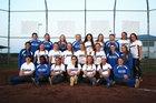 Bald Knob Bulldogs Girls Varsity Softball Spring 17-18 team photo.