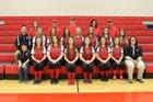 Hilltop Cadets Girls Varsity Softball Spring 17-18 team photo.